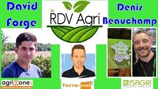 Créer du lien grâce aux réseaux sociaux : David YouTubeur et Denis : RDV Agri N°11