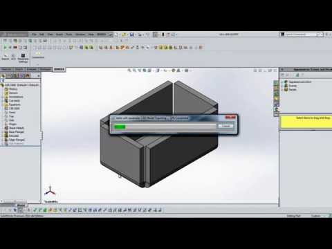 how to create new material in solidworks 2015