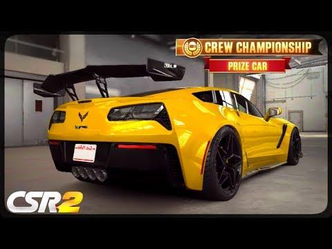 CSR Racing 2 - Corvette ZR1 delivery  - Milestone prize