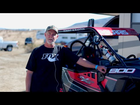 Jon Crowley – Polaris RZR 900S – King of the Hammers Interview 2015