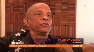 Le coup de gueule de Francky Vincent contre les Maisons de disques