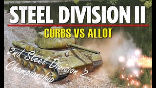 Curbs vs Allot! 2nd Steel Division 2 Championship, Round 2 (Ostrowno, 1v1)