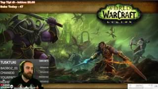Bajheera - Alliance Broken Shore Questline [Spoilers] - WoW 7.0 Fury Warrior PvE