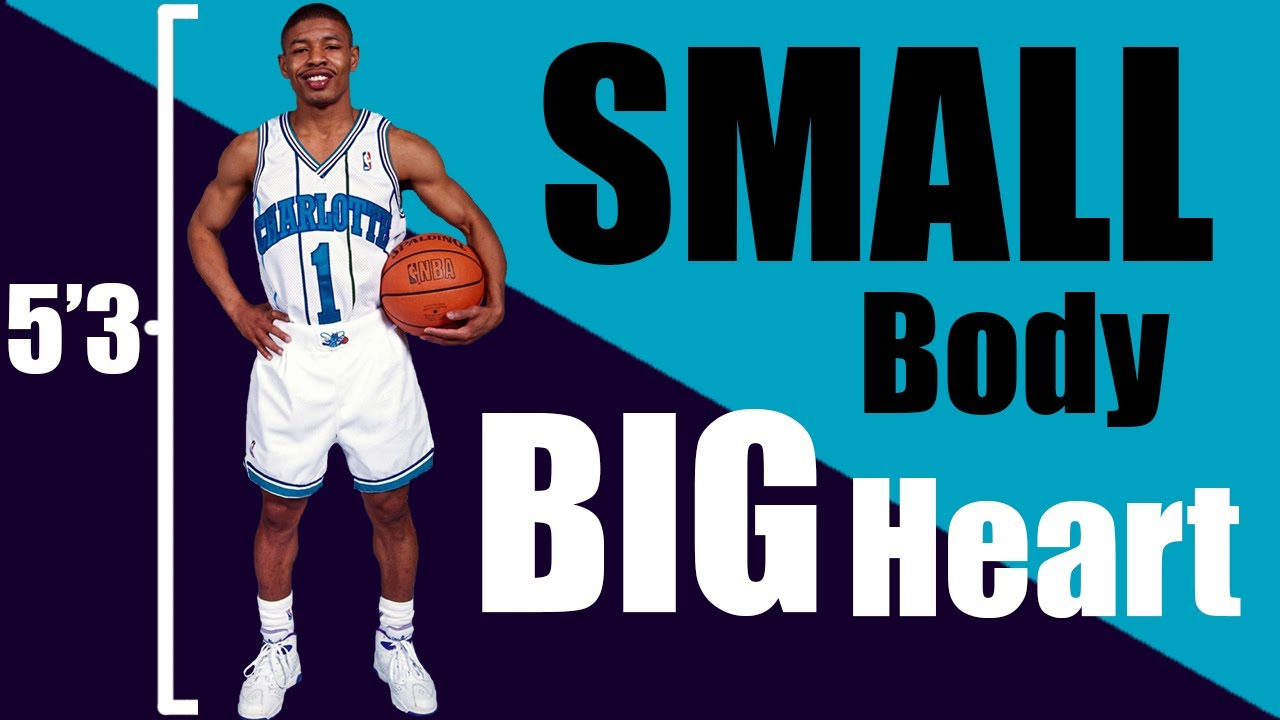 【5ft3in】How Good was Muggsy Bogues, the Shortest Player in NBA HISTORY?