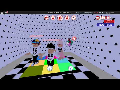 Dançando - Alone  Marshmello[Versão Roblox]Ft:Biel Gamer,Lucas Pião.