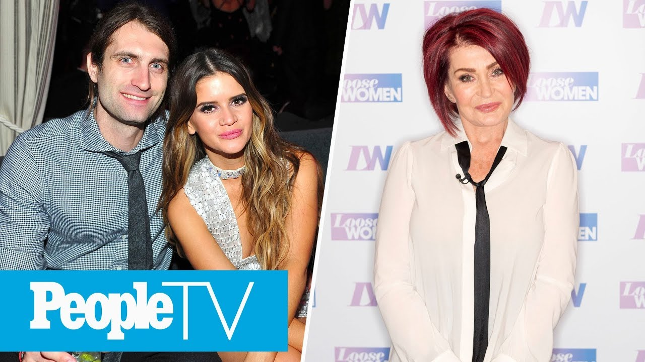 Maren Morris & Ryan Hurd Expecting 1st Child, Sharon Osbourne On Her Plastic Surgery | People