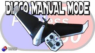 Parrot Disco: Adding Manual Mode