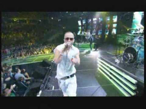 Wisin y Yandel - El telefono (live in choliseo)