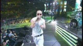 Wisin y Yandel - El telefono (live in choliseo)