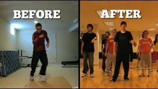 Learn How To DANCE - Hip Hop (Time Lapse)