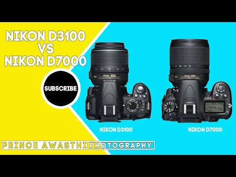Nikon D3100 VS Nikon D7000 | Photography Tutorial |Prince Awasthi Photography thumbnail