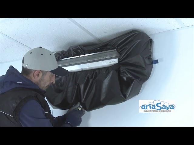 nettoyage et désinfection climatisation vapeur