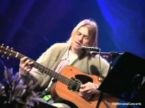 Nirvana - Come As You Are (MTV Unplugged Rehearsal, 1993) [Spanish CC]