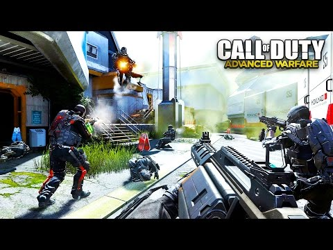 Call Of Duty: Advanced Warfare - Double XP Gameplay W/ OpTicJ & HikePlays! (AW Multiplayer Gameplay)
