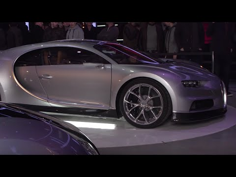 Thumbnail: Chris Harris Talks Bugatti Chiron - Top Gear