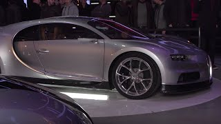 Chris Harris Talks Bugatti Chiron - Top Gear