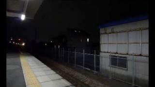 2/28 貨物列車通過