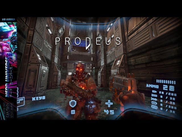 Prodeus - Retro FPS Shooter in der Closed Beta ausgecheckt ☬ Deutsch | PC