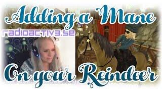 Hur man har häst man & svans på sin ren gratis - Star Stable