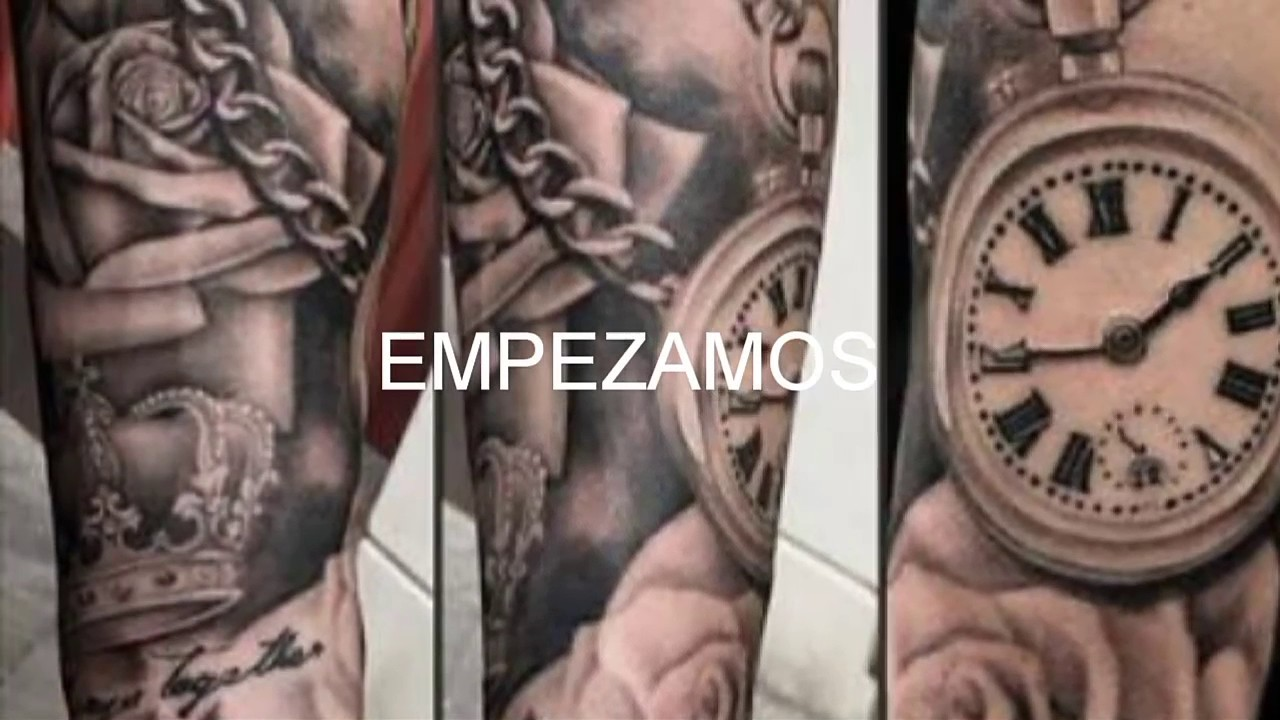Los Tatuajes Mas Chingones Youtube