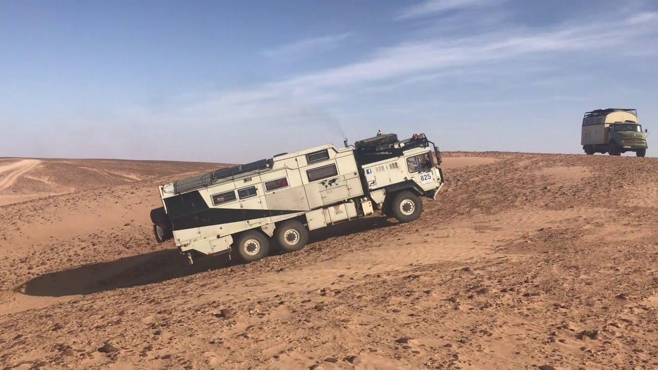 Sahara day 1