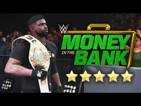WWE 2K18 My Career Mode - Ep 76 - EPIC 5 STAR CHAMPIONSHIP MATCH!!