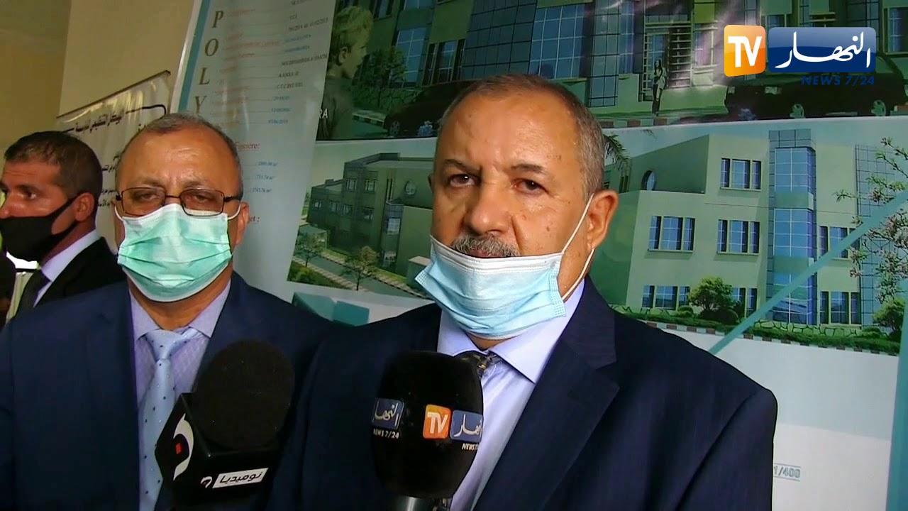 جيجل : تدعيم مستشفى بشير منتوري بجهاز سكانير للتخفيف من معاناة المرضى