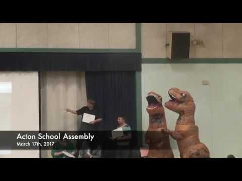 Acton School Assembly - 03-17-2017