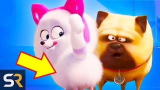10 Things Only Adults Noticed In The Secret Life Of Pets