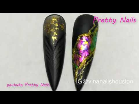 Nail Art Tutorial Gel Vs Acrylic