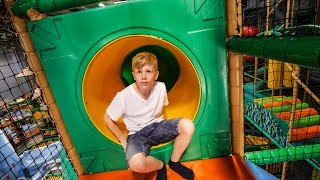 Fun Soft Play At Busfabriken  Ndoor Playground
