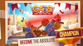 CATS: Crash Arena Turbo Stars - Road to Laser