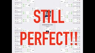 Perfect bracket: Meet the man who's perfect through 48 games of the NCAA tournament