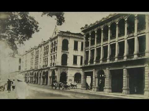 Hong Kong Kowloon 100 years ago