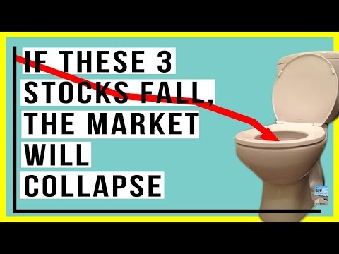 If These 3 Stocks Fall, the Entire Stock Market Will COLLAPSE! Recession Indicator Flashes Red!