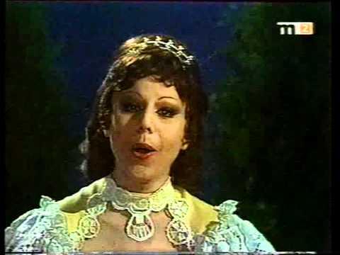 Kalmár Magda - Susanna áriája (Rózsaária) - Mozart: Figaro házassága