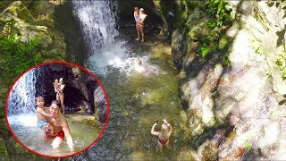 father-and-son-fall-into-the-waterfall-fiji