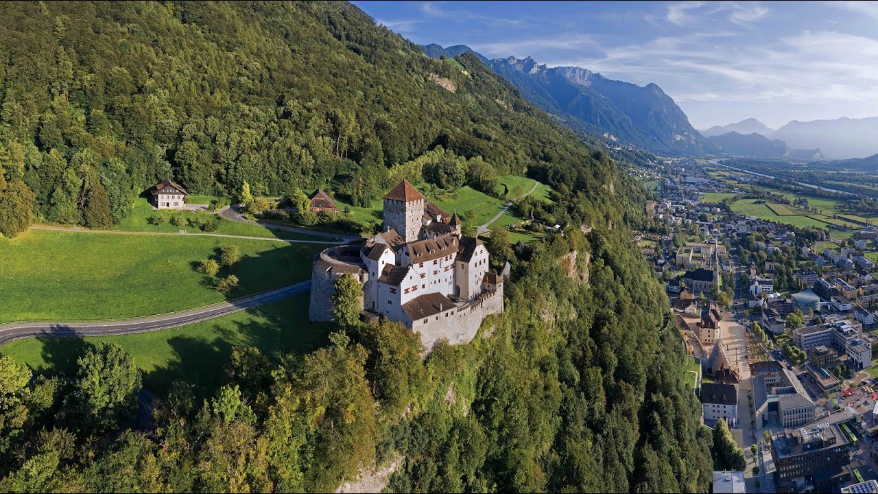 The Principality of Liechtenstein - english - YouTube