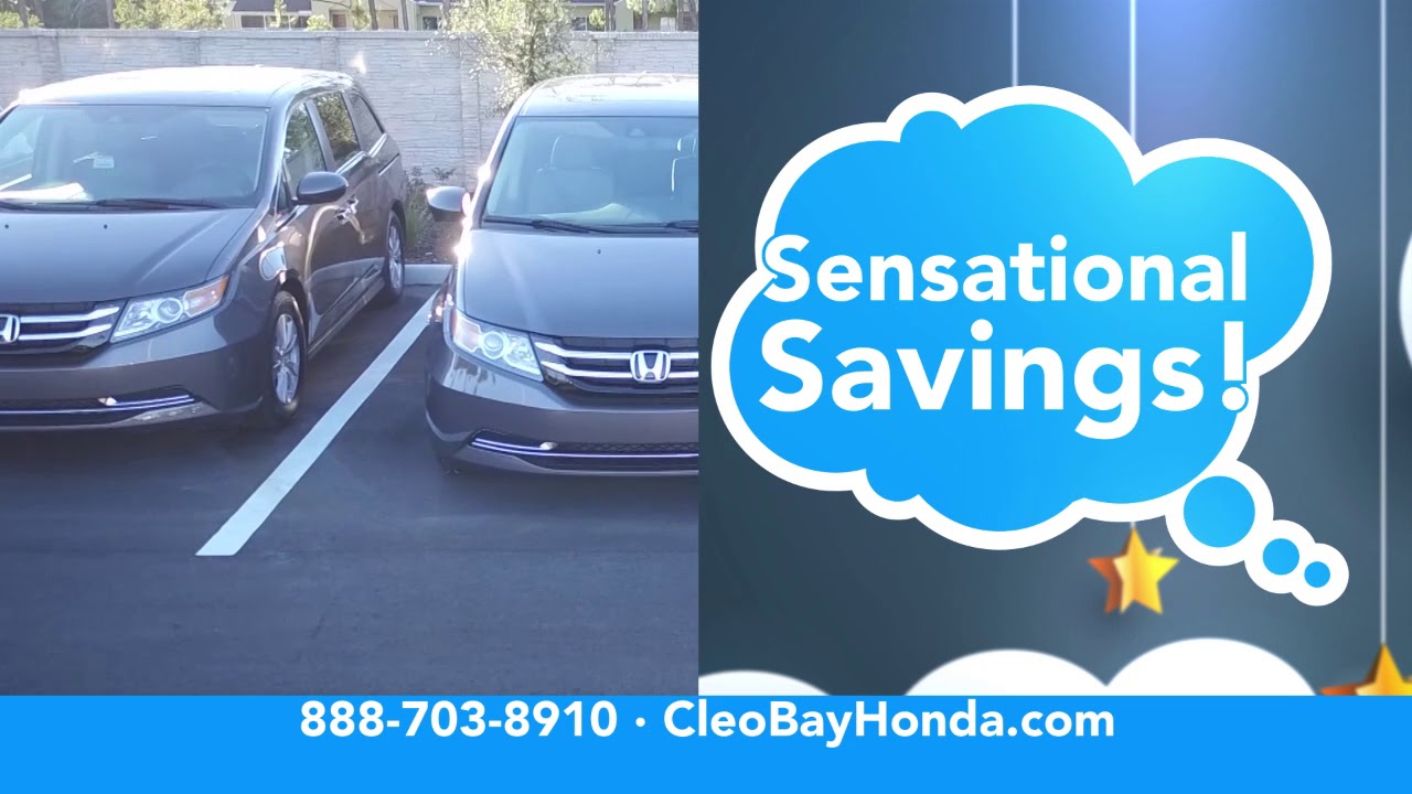 Cleo Bay Honda >> Honda Dream Garage Event At Cleo Bay Honda Youtube