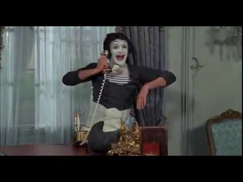 Silent Movie  Marcel Marceau
