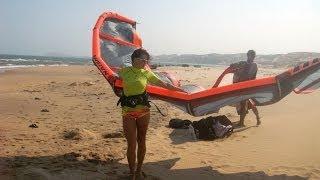 kite catamaran