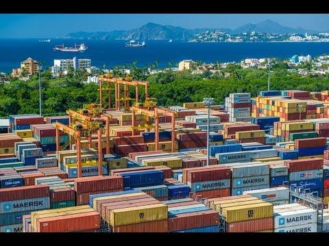 CMSA In Port Of Manzanillo Uses Kalmar Equipment In Container Handling