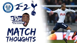 FA CUP: Rochdale (2) vs Tottenham (2) EXPRESSIONS MATCH REVIEW | HOW DID THAT HAPPEN?