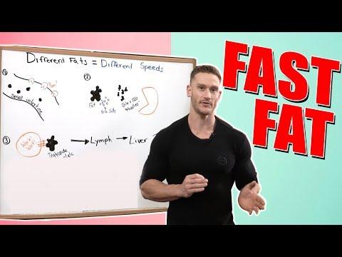 Fast Fat vs. Slow Fat | Optimize Energy | Fat Digestion Speeds- Thomas DeLauer