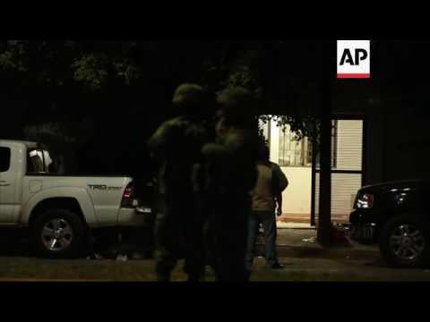 """Forensics examine """"El Chapo's"""" hideouts"""