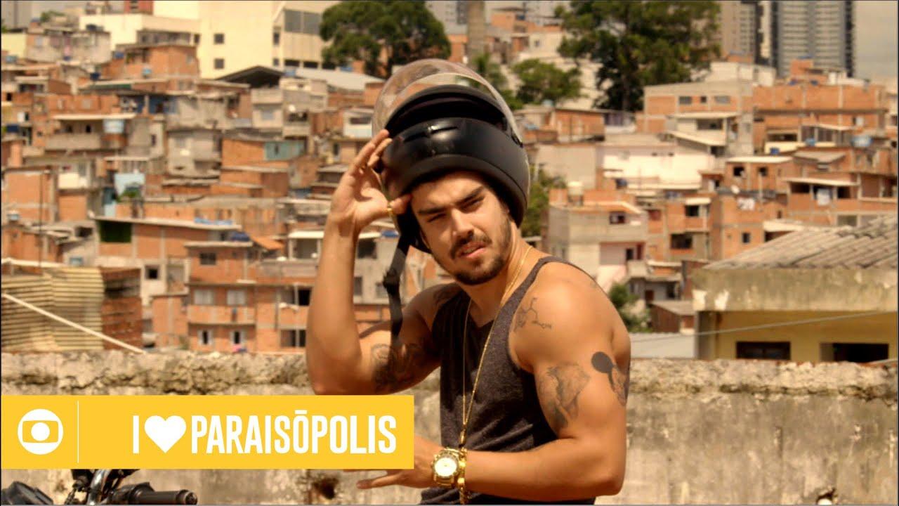 I Love Paraisópolis Cenas Da Novela Da Globo Das Sete