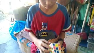 Rubik 3x3 , tercepat ..