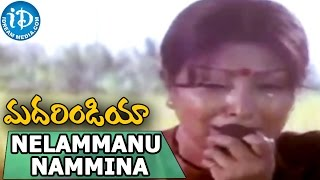 Mother India Telugu Movie - Nelammanu Nammina Video Song || Jagapathi Babu || Sarada, Sindhuja