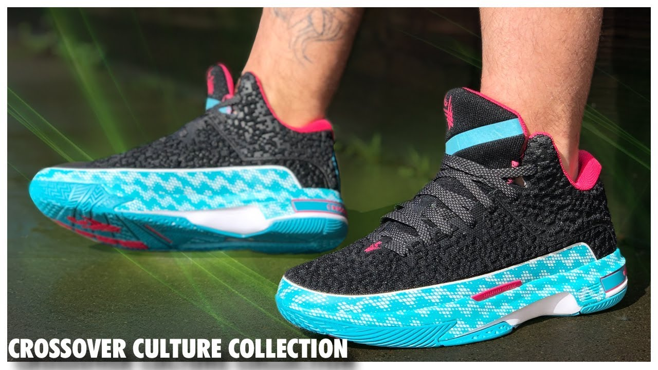 2752a5f46348 A Look at the NEW Crossover Culture Footwear and Apparel Collection ...