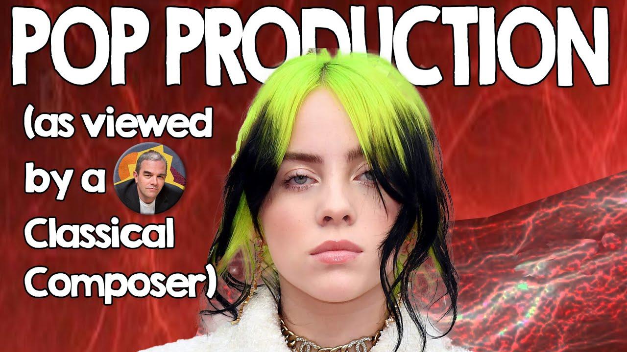Possibilidades texturais dentro do pop contemporâneo.